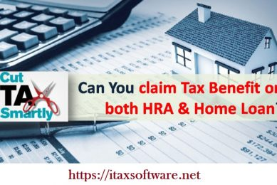 Income Tax Home Loan