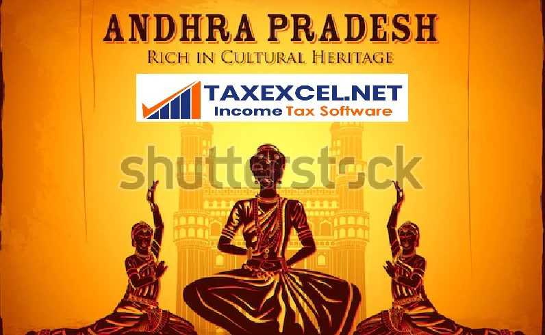 Income Tax Calculator for F.Y.2020-21 for the Andhra Pradesh State Employees